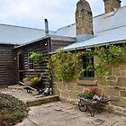 Sandstone Cottage, Ceres, Victoria (2) by ronaldbegg