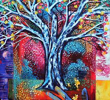 'The Dreaming Tree' by Jerry Kirk