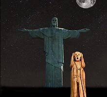The Scream World Tour Rio by Eric Kempson