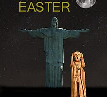 The Scream World Tour Rio Happy Easter by Eric Kempson