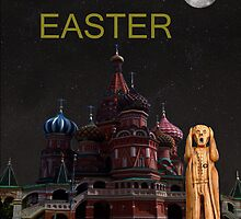 The Scream World Tour Moscow Happy Easter by Eric Kempson