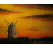 Ballycopeland Windmill,  Millisle,  Northern Ireland Photographic Print