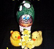 Smile - it's Easter by missmoneypenny