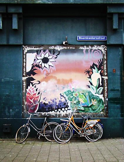 The Wall by Mojca Savicki