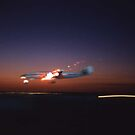 Super Constellation @ Night Alight Airshow 2005 by muz2142