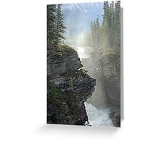 Mists Greeting Card