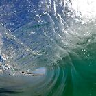 Glassy Barrel - Lennox Head Surfclub by Jacob Jones