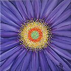 Purple Fusion SOLD by Deborah Glasgow
