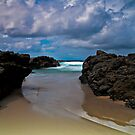 Down the 'canyon' to the sea by bazcelt