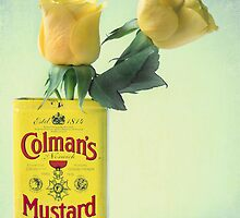 Mustard's no good without roast beef... by Claire Penn