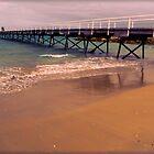 Beachport Jetty by Courtney McIntyre