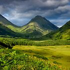 Glen Etive by Brian Kerr