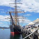 "1874 Barque ""James Craig"" by TonyCrehan"