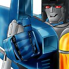 Transformers: Thundercracker by Qutone