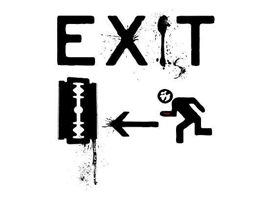 Exist - Exit by Denis Marsili
