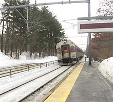 1521 MBTA Commuter Rail (Outbound) by Eric Sanford