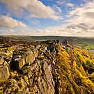 The Roaches Peak District by James  Key