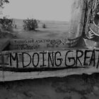 i'm doing great. by Amanda Huggins