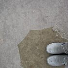 This Path's Puddle by LauraMargaret