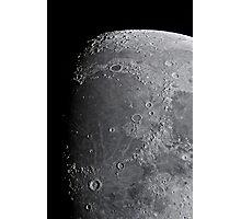Mare Imbrium (Sea of Rains) Photographic Print