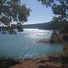 Lac de sainte croix - Verdon by JF Gasser