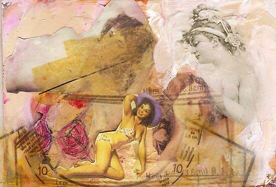 Grrrls 2,2011 by Thelma Van Rensburg