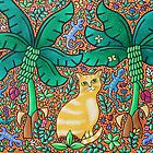 Plantation Cat 2 by Amanda White