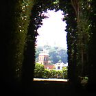 Through the keyhole by NickSpiros
