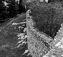 Castle of Karababa by ebrembo