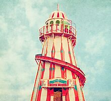Helter Skelter in retro land! by Tracey Hill