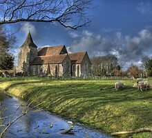Some Kent Churches by brianfuller75
