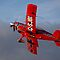 A Pitts aerobatic biplane by Tony Roddam