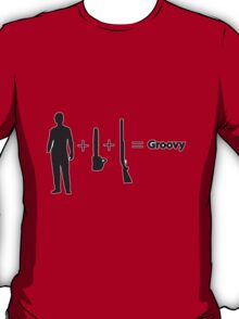 Groovy Maths T-Shirt