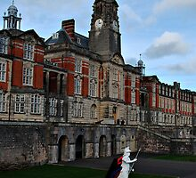 Britannia Royal Naval College by Paul Gibbons