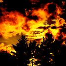sunset fire 2 by reececarnley