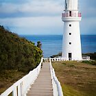 Cape Otway Lighthouse by Melissa Belanic