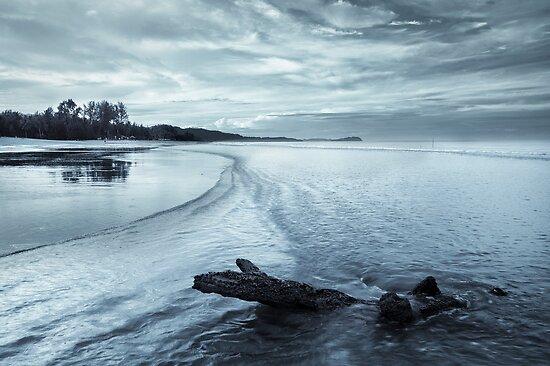 Blue dawn - Khao Lak, Thailand by Kevin Hellon