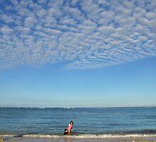 beachcombers by Loreto Bautista Jr.