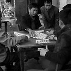Mahjong by Rene Fuller