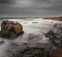 Threatening, East Coast Tasmania by NickMonk