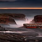 North Narrabeen Dawn by Karen Scrimes