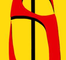 Sacana Amarelo/ Yellow Sticker