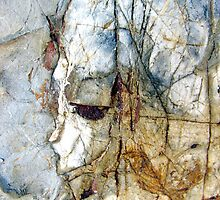 Portrait in the Rock by Kathie Nichols