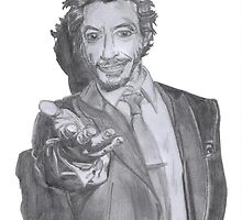 Robert Downey Jr by Qutone
