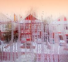 Frosted Window by Neophytos