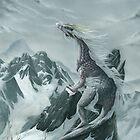 Winter Dragon by Verónica Casas
