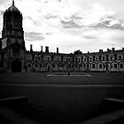 Christ Church Oxford by Daniel Chang