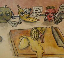 That's Sour- Lemon Has The Chop by MichaelMcCallum