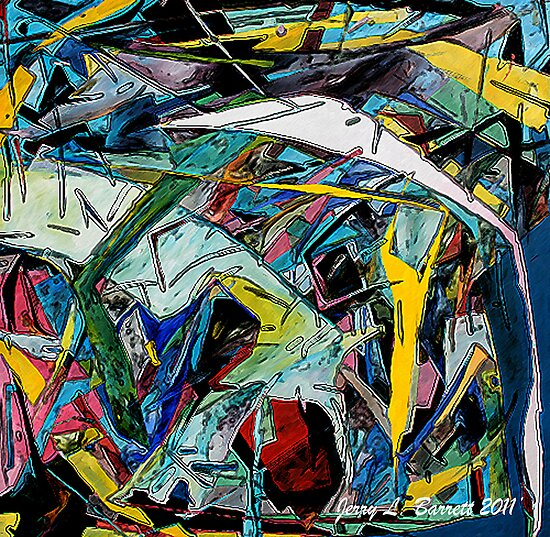 Multiple Collision by artstoreroom