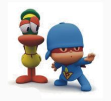 Pocoyo by alphabetboy